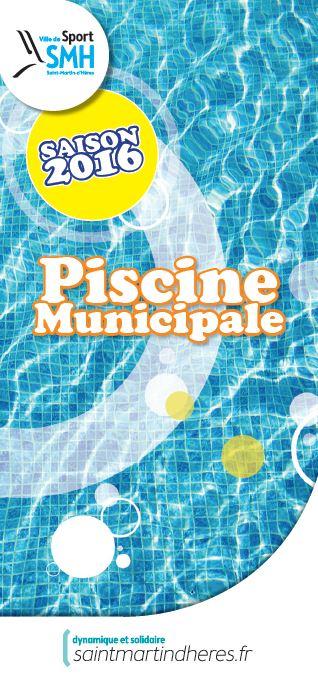 Piscine municipale saison 2016 for O piscines de martin saintes