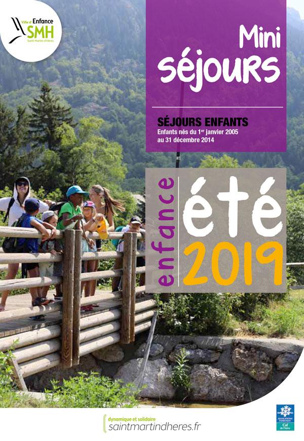 Guide vacances 2019
