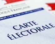 image carte électorale