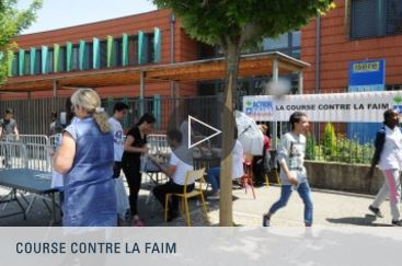 SMH Web TV - Course contre la faim 2016