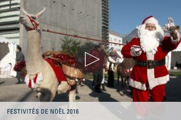 SMH Web TV - Festivités de Noel 2016