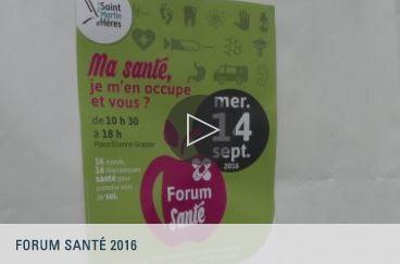 SMH Web TV - Forum Santé 2016