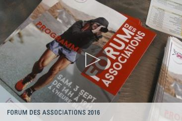 SMH Web TV - Forum des associations 2016