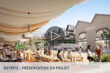 SMH Web TV - Neyrpic présentation du projet