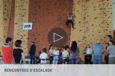 SMH Web TV - Rencontre escalade 2016