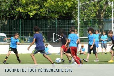 SMH Web TV - Tournoi de foot périscolaire 2016