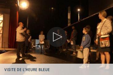 SMH Web TV - Visite de L'heure bleue
