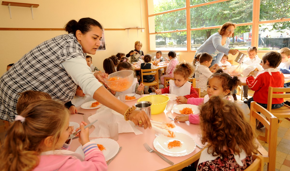 Restauration municipale for Formation restauration scolaire