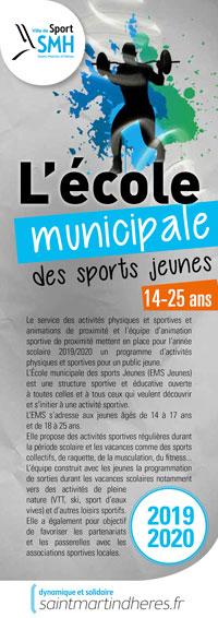 EMS sports jeunes