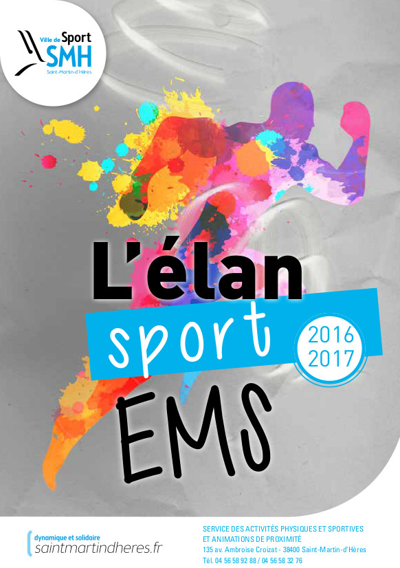 Elan sport 2016 / 2017