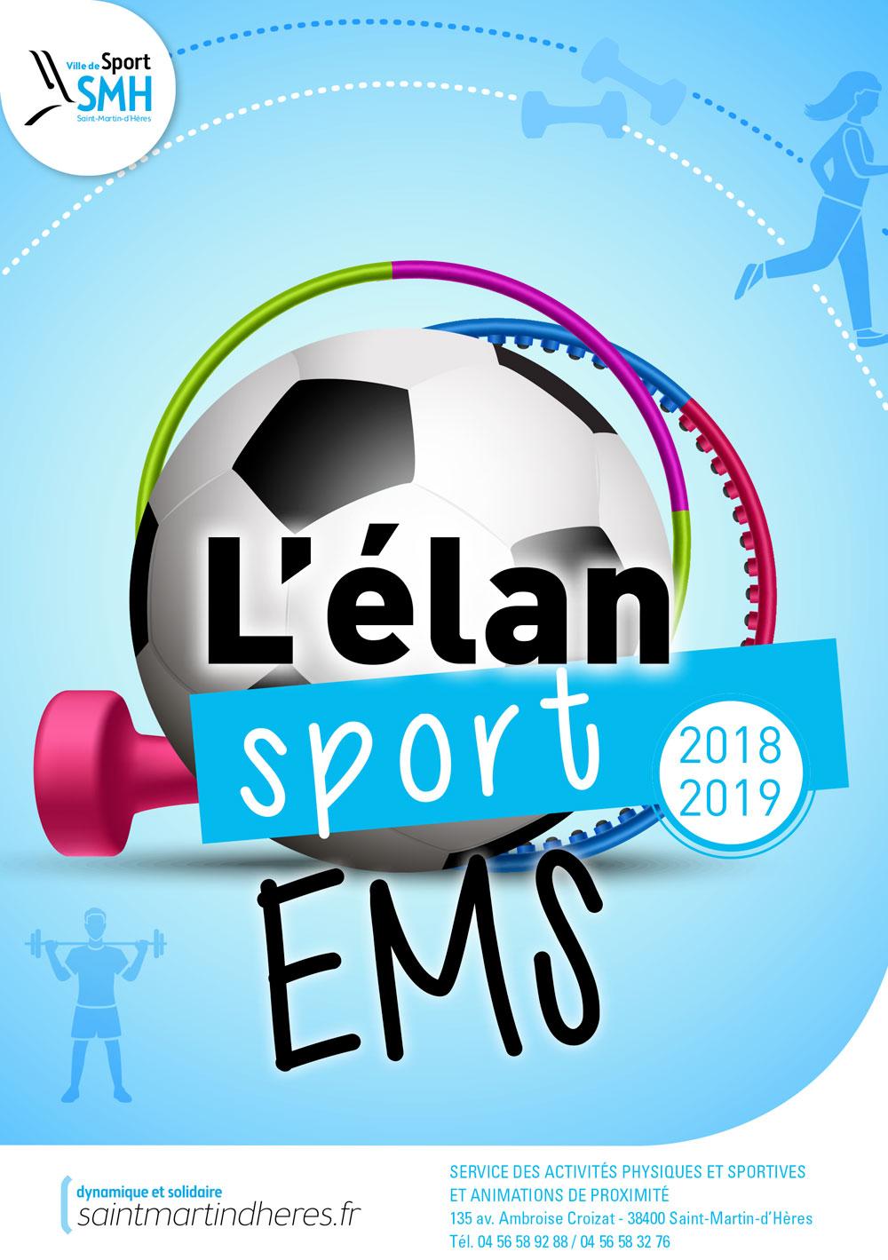Elan sport 2018 / 2019
