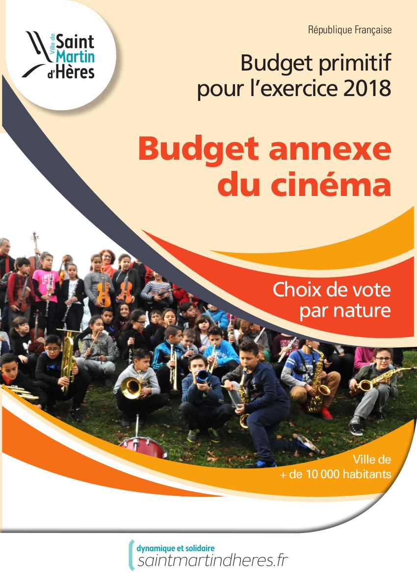 BP cinéma 2018