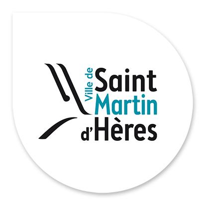 logo Ville de Saint Martin d'Hères