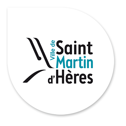 Logo Ville de Saint-Martin-d'Hères