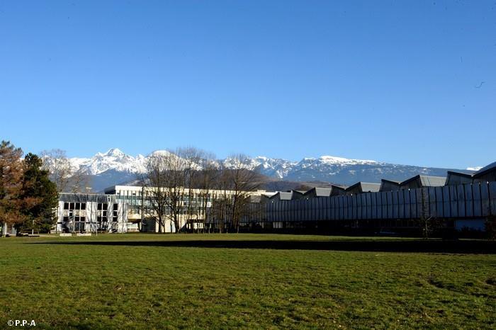 Saint-Martin-d'Hères - Campus