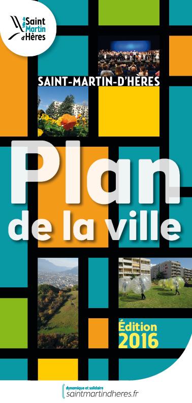 Plan de la ville - SMH
