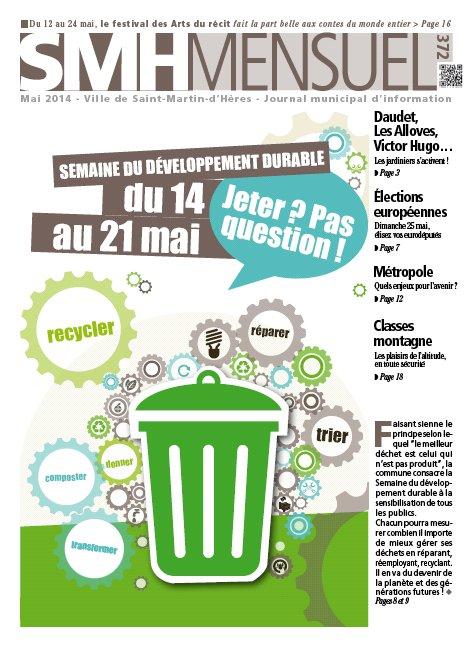 SMH Mensuel Mai 2014